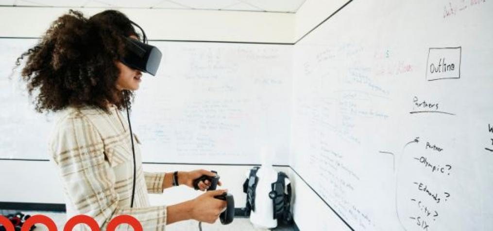 Training Employees Is Four Times Quicker In VR